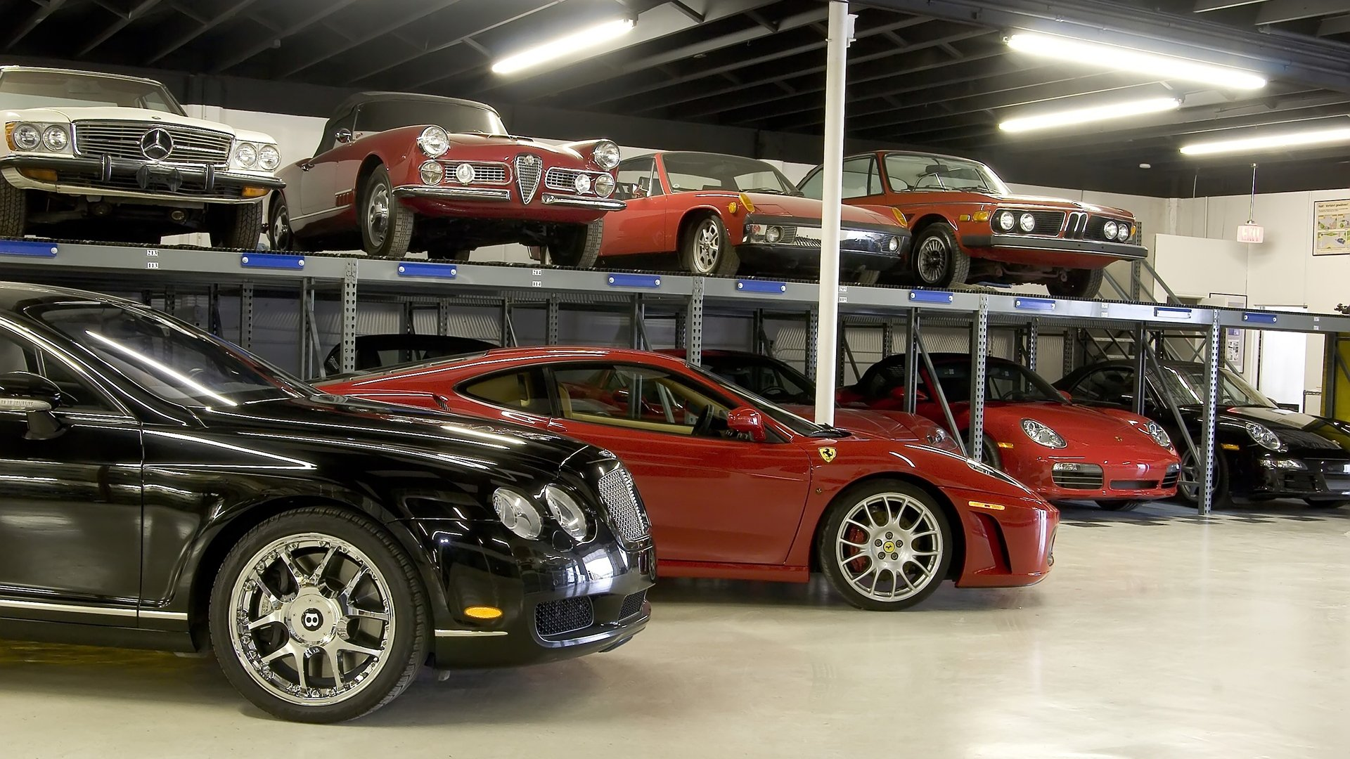 Storage For Cars >> Storage Services Addictive Automotive